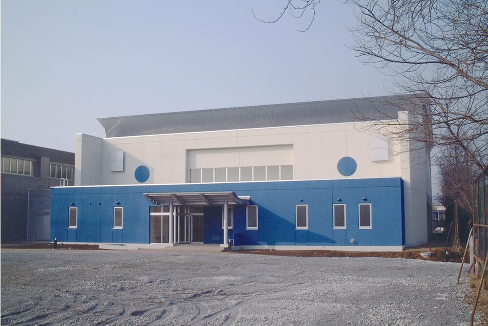 室蘭市立海陽小学校体育館